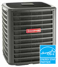 Goodman Heat Pump Installation and Replacement