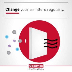 HVAC Change Air Filters
